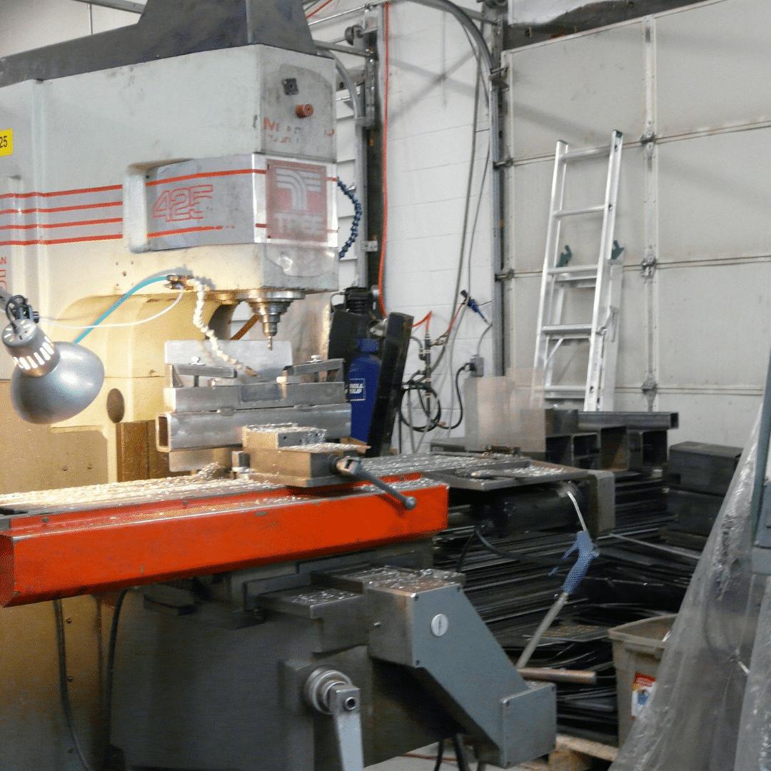 AGM CONTEST Machining CNC