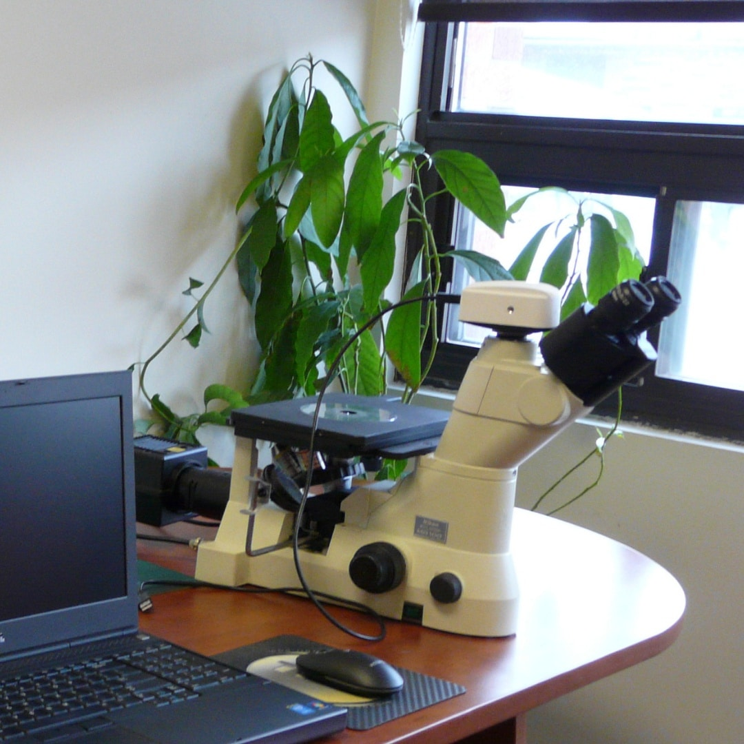 Materials Testing Laboratory AGM CONTEST office microscope