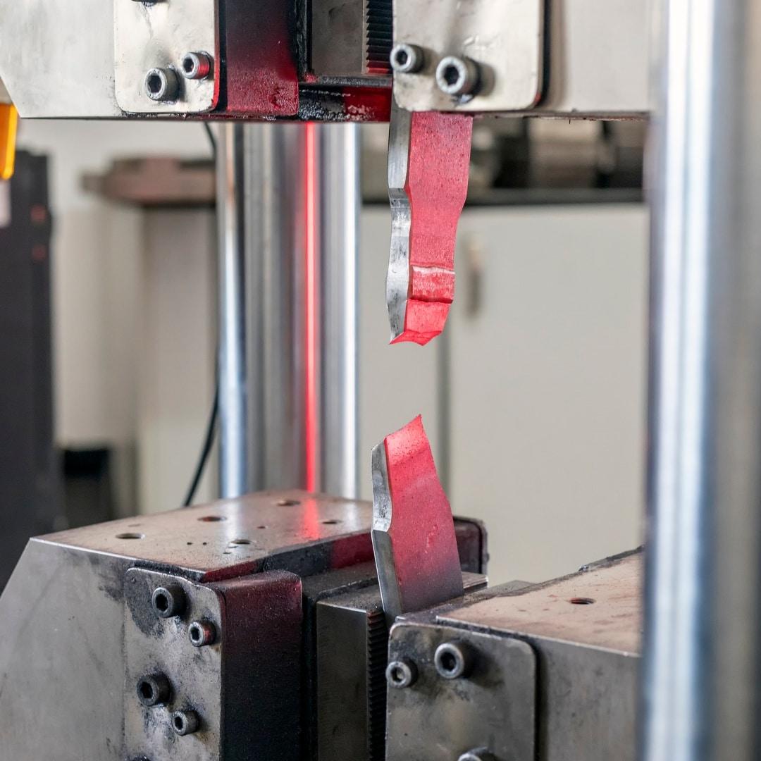 Tensile Testing Material Testing Laboratory AGM CONTEST Ontario